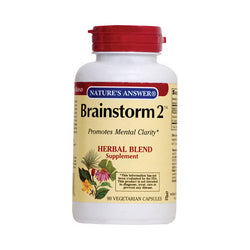 Nature's Answer Brainstorm (90 Vcaps)