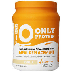 Only Protein Meal Replacement Whey Vanilla (1x1.25Lb)