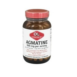 Olympian Labs Agmatine Sulfate (60 CAP)