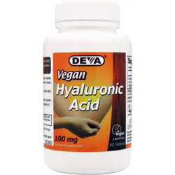 Devan Vegan Vitamins Hyaluronic Acid 100 mg Vegan (1x90 Tablets)