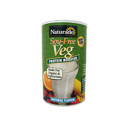 Naturade Veg Protein Booster Soy Free Natural 32 Oz