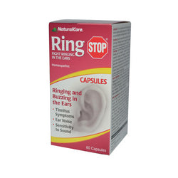 Natural Care Ring Stop (60 Capsules)