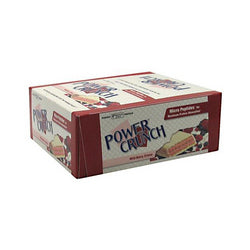 Power Crunch Bar Wild Berry Cream (12 x 1.4 Oz)