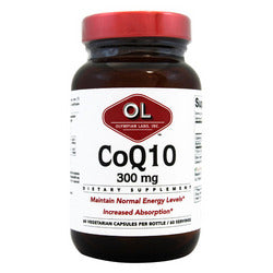 Olympian Labs Co Q10 300 mg (60 Veg Capsules)