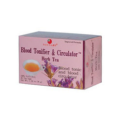 Health King Medicinal Teas Blood Tonifier and Circulator Herb Tea (1x20 Tea Bags)