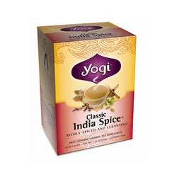 Yogi Classic India Spice Tea (1x16 Bag)