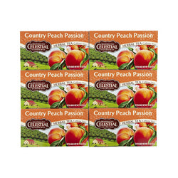 Celestial Seasonings Country Peach Passion Herb Tea (1x20Bag)