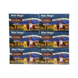 Celestial Seasonings Mint Magic Herb Tea (1x20 Bag)