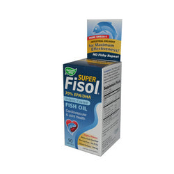 Nature's Way Super Fisol Fish Oil (90 Softgels)