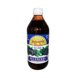Dynamic Health Blueberry Juice Concentrate (16 fl Oz)