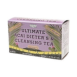 Only Natural Ultimate Acai Dieter's And Cleansing Tea (1x24 Tea Bags)