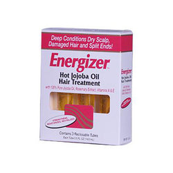 Hobe Labs Energizer Hot Jojoba Oil Hair Treatment (0.5 fl Oz)