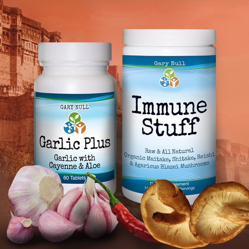 Power Up! Improve your Immune System