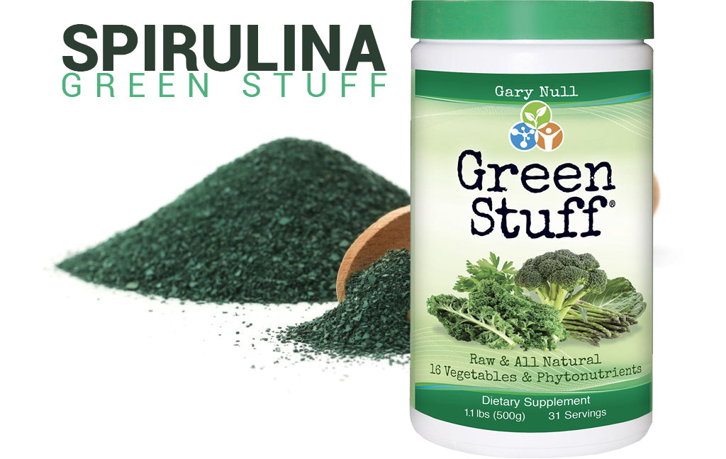 Is Spirulina the most nutritious food on earth?!