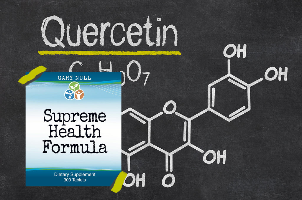 The Important of Quercetin