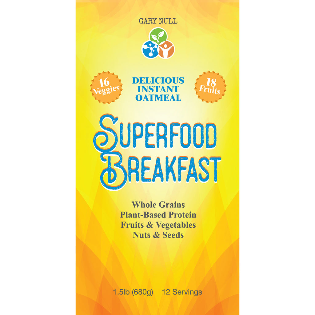 Superfood Breakfast - Delicious Instant Oatmeal, 680g