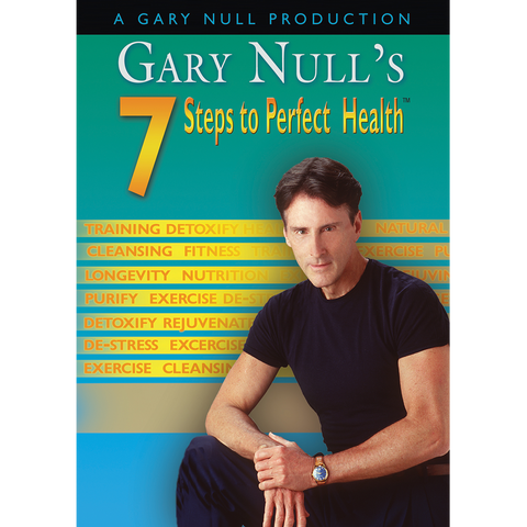 7 Steps to Perfect Health DVD