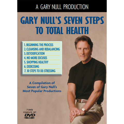 7 Steps to Total Health - 7 DVD Set