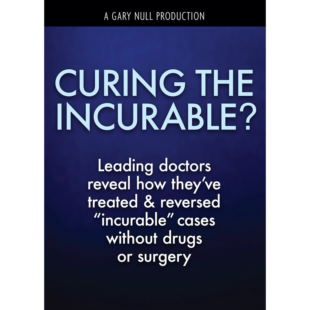 Curing The Incurable? DVD