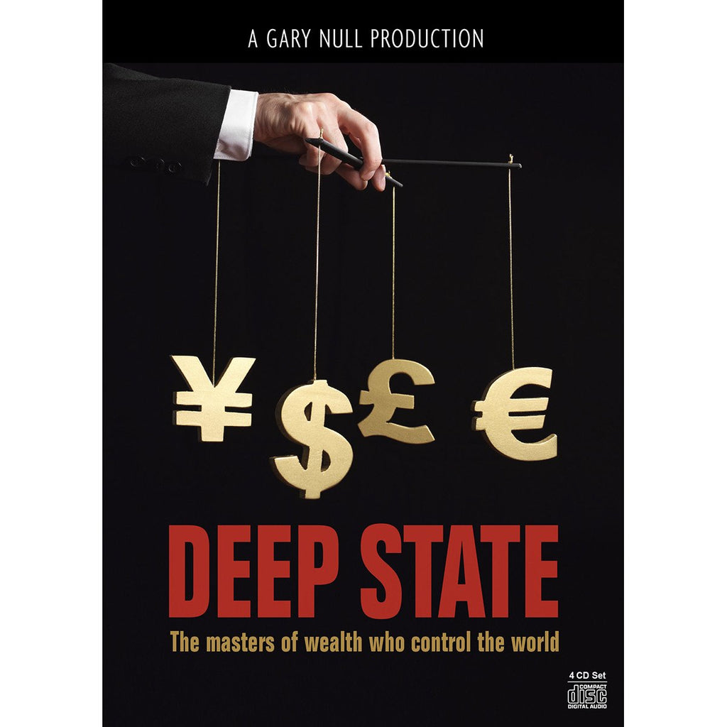 The Deep State - 4 CD Set