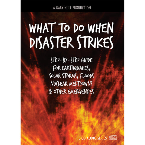 What to Do When Disaster Strikes 3 CD