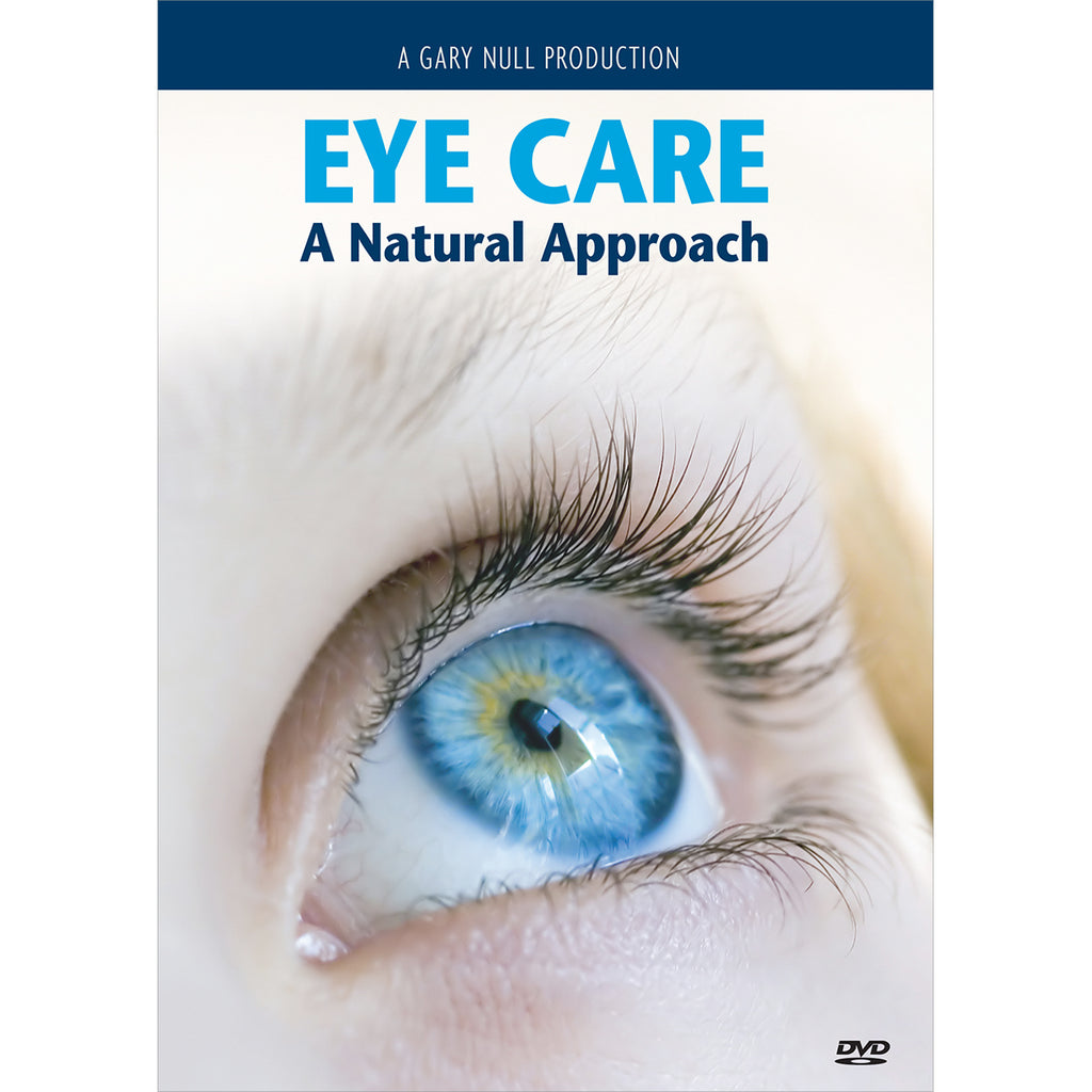 Eye Care: A Natural Approach DVD