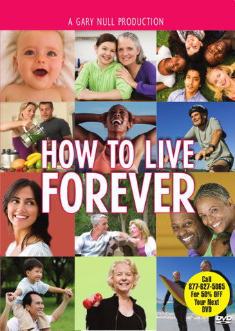 How To Live Forever DVD