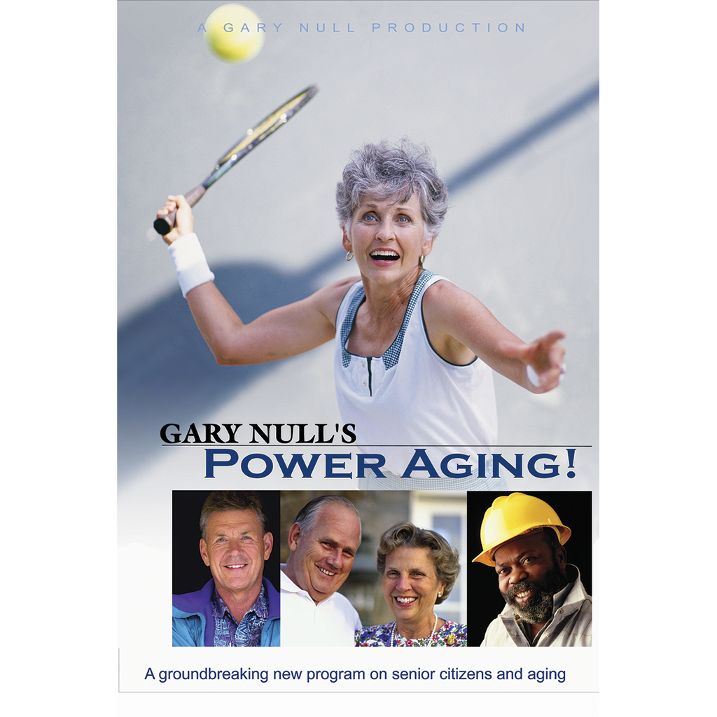 Power Aging DVD