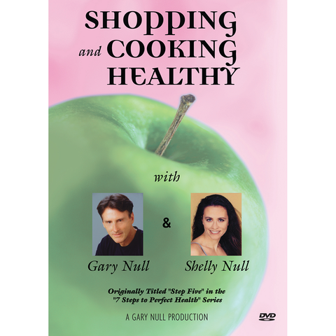 Shopping & Cooking Healthy DVD