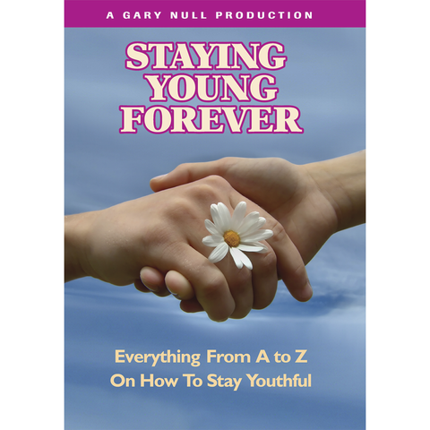 Staying Young Forever DVD