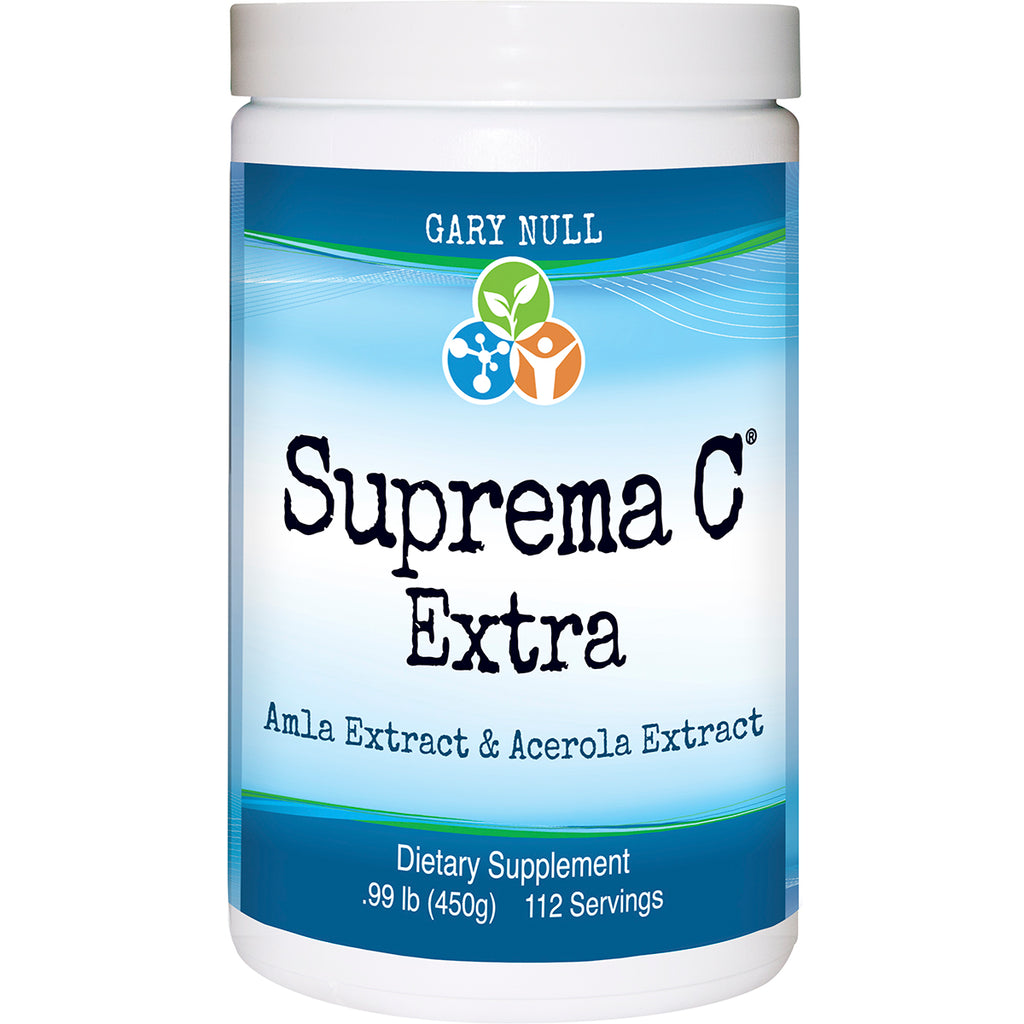 Vitamin C in powder - Suprema C Extra, 450 g