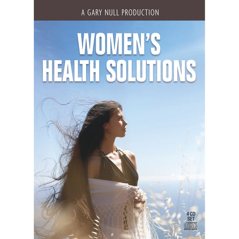 Women's Health Solutions - 4 CD Set