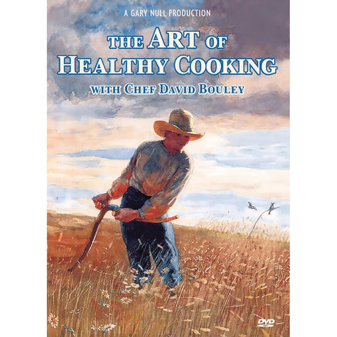 Art of Healthy Cooking DVD