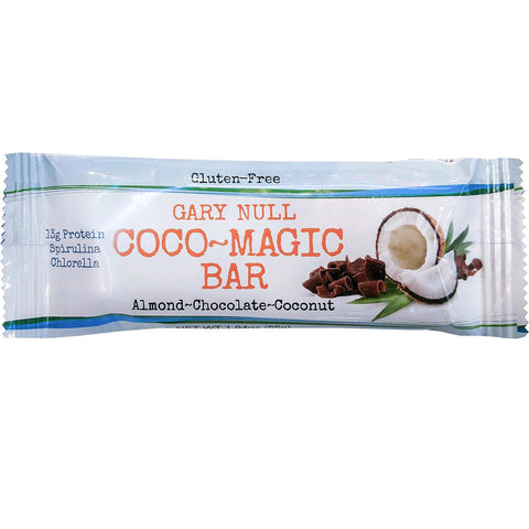 Coco-Magic Bars, 1.94 oz (box of 12)