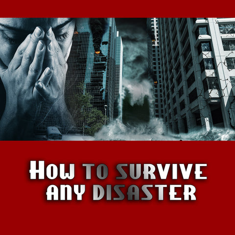 Digital Recording of Webinar: How to Survive Any Disaster