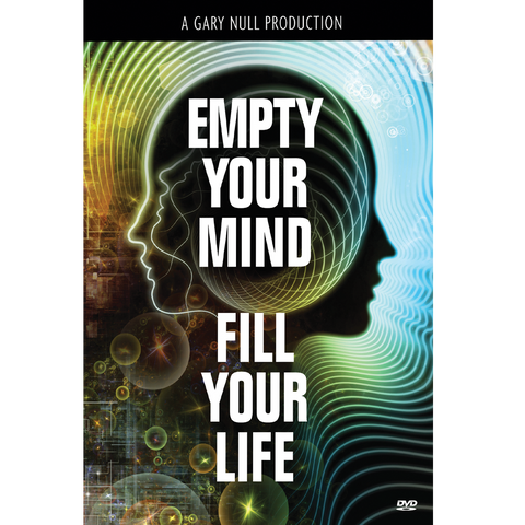Empty Your Mind, Fill Your Life DVD