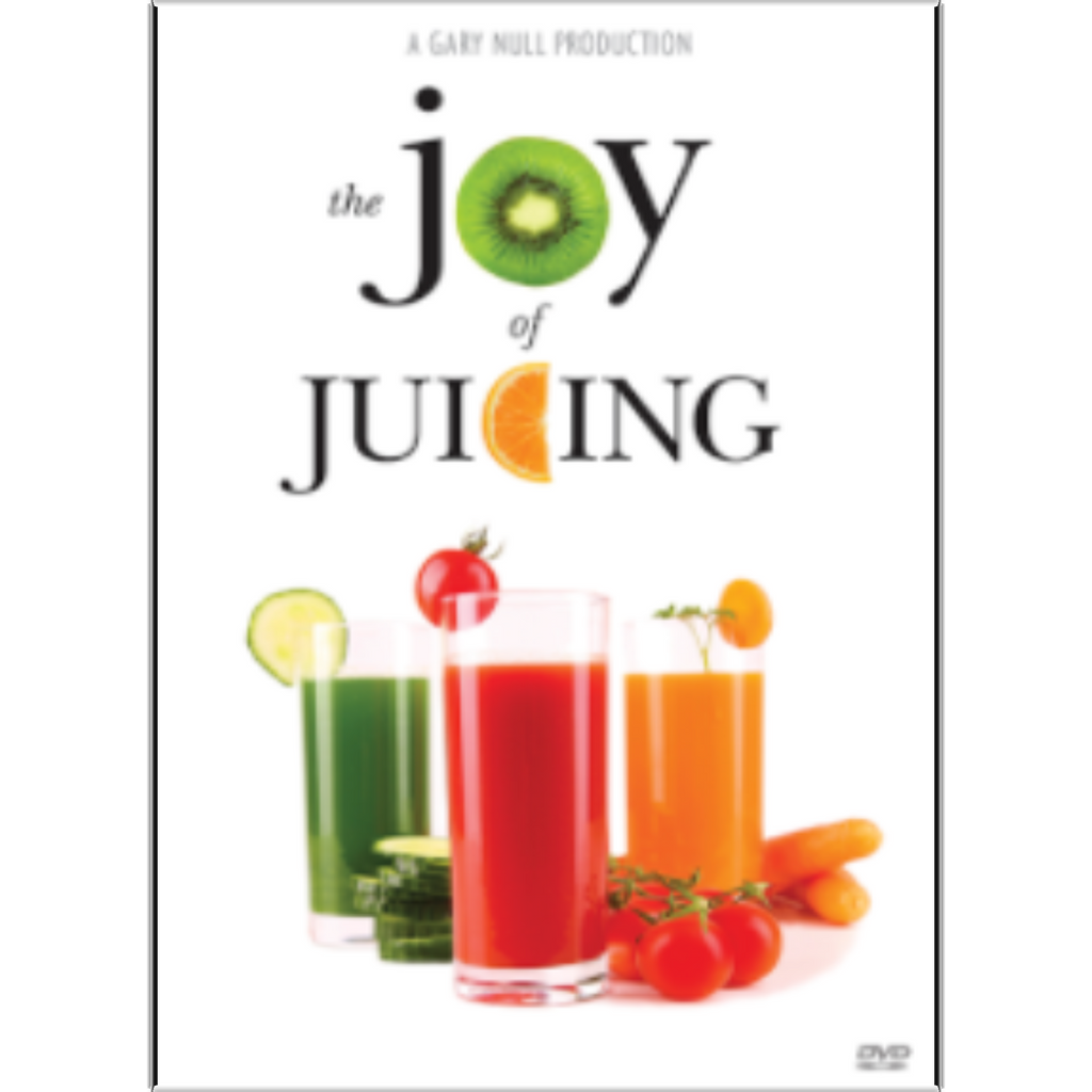 Joy of Juicing - DVD