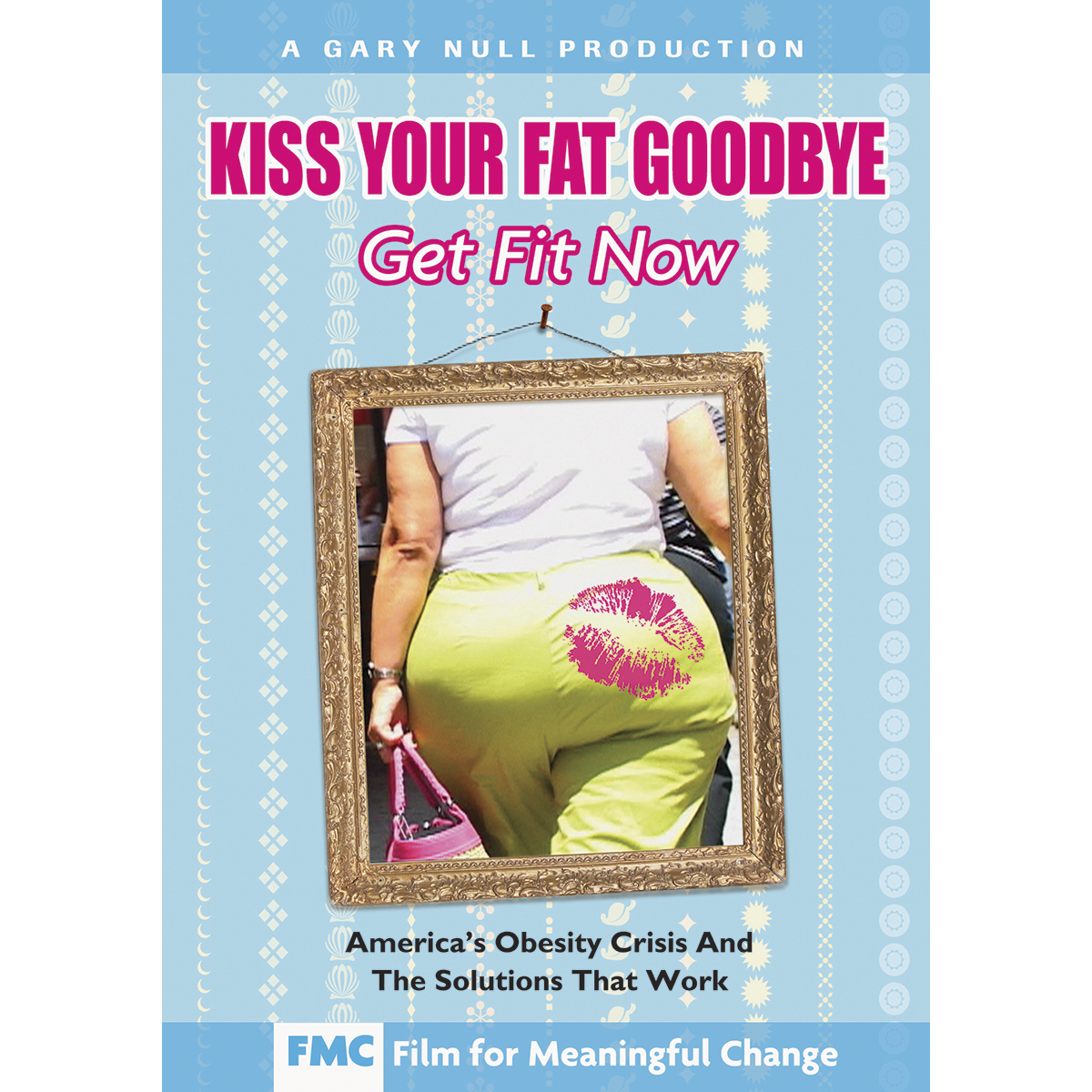 Fitness Dvd For Very Unfit: Kiss Your Fat Goodbye: Get Fit Now DVD