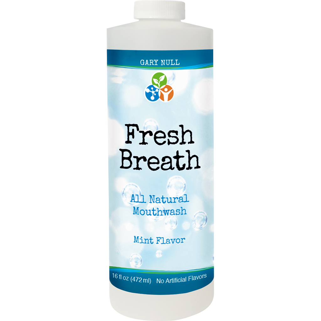 Fresh Breath Mouthwash, 16 fl.oz.