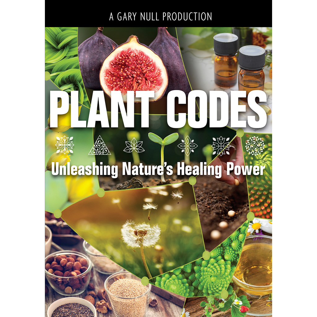 Plant Codes: Unleashing Nature's Healing Power DVD