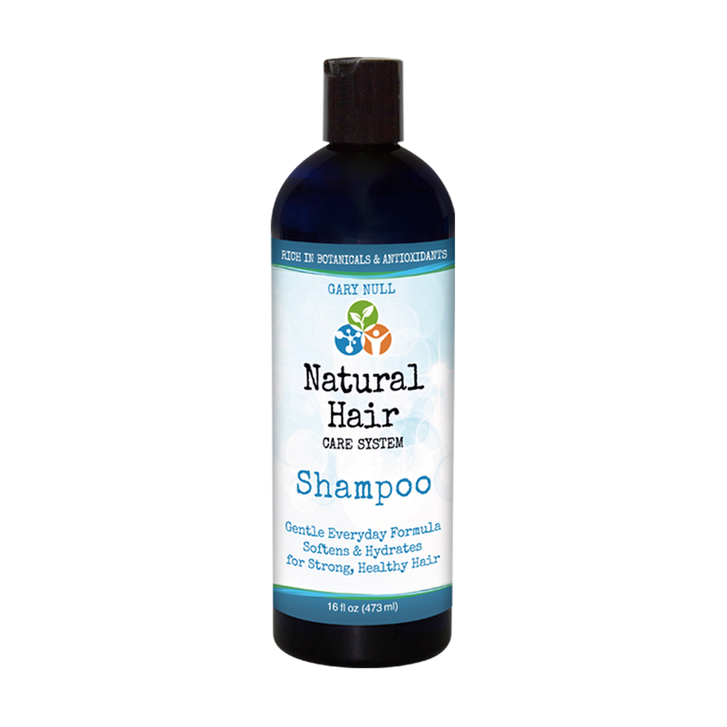 Natural Hair Care Shampoo, 16 fl oz