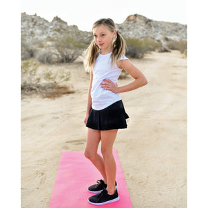 Girls Cocoon Skirt - Black