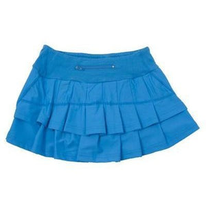 Girls Cocoon Skirt - Sky Blue
