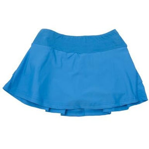 Young Adult Monarch Skirt - Sky Blue