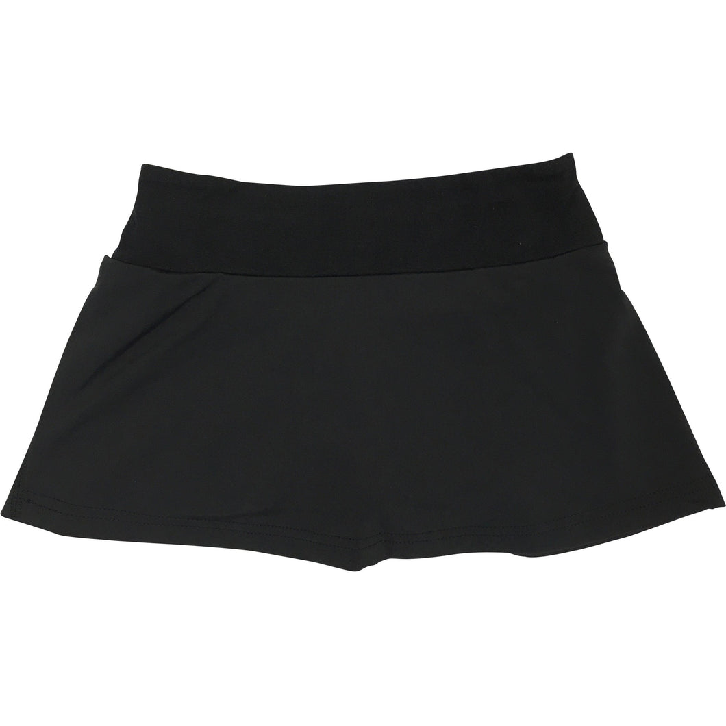 Young Adult Monarch Skirt - Black