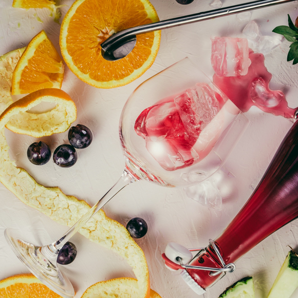 Blueberry Wine Sangria