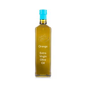 Orange Extra Virgin Olive Oil