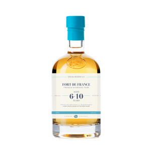 Fort-de-France, Special Reserve X.O., French Overseas Rum