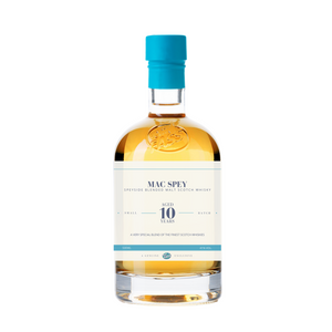 """Mac Spey"" Speyside Blended Malt Scotch Whisky, Aged 10 Years"