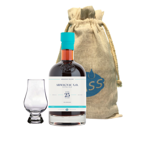 Armagnac Brandy Set